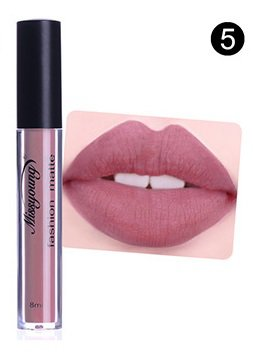 Hot Authentic #5 Velvet Liquid Matte Lipstick by Miss Young (R) Cosmetics FREE SHIPPING SALE 40% OFF