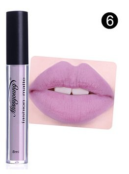 Hot Authentic #6 Velvet Liquid Matte Lipstick by Miss Young (R) Cosmetics FREE SHIPPING SALE 40% OFF