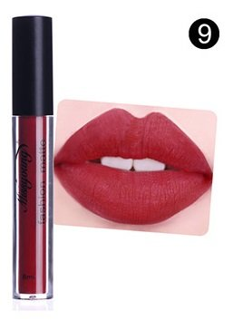 Hot Authentic #9 Velvet Liquid Matte Lipstick by Miss Young (R) Cosmetics FREE SHIPPING SALE 40% OFF