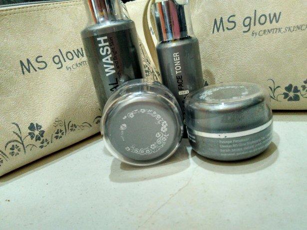 MS GLOW Ultimate Package