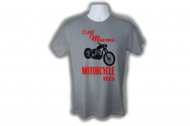 Little Miami Motorcycle Tees T-Shirt (large)