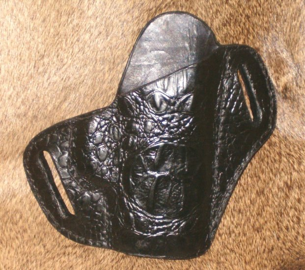 Glock 34,  Alligator Print