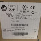 Allen Bradley 22B-B2P3N104, 22BB2P3N104  PowerFlex 40, Series A