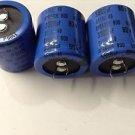 80v 3300uf  Electrolytic Capacitor 3PCS