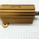 Dale RH-100 100W  125 Ohm 1% Resistor USA SELLER - Ships Priority