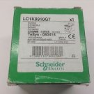 NEW SCHNEIDER TELEMECANIQUE LC1K0910G7  MINI CONTACTOR 3P 3NO 5HP 480VAC NON-REV
