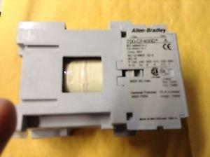 Allen Bradley 700-CF400D Control Relay NEW