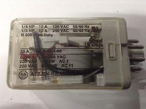 Allen-Bradley 700-HA32A24 Ser A Relay