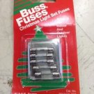 cooper bussman 5pk 7a 125v agx-7 glass tube christmas light fuse bp-agx-7x5