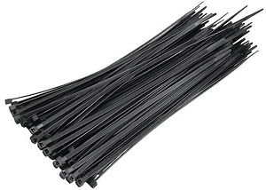 """Thomas and Betts TR TY528MX CABLE TIE 50LB 14"""" UV BL (Pack of 100)"""