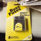 BUSS FUSES Japanese Car Fuse Assortment