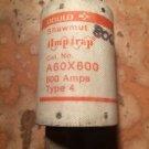 Gould Shawmut Amp-trap A60X600 Semiconductor Fuse
