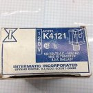 NEW INTERMATIC K4121 PHOTO SENSOR