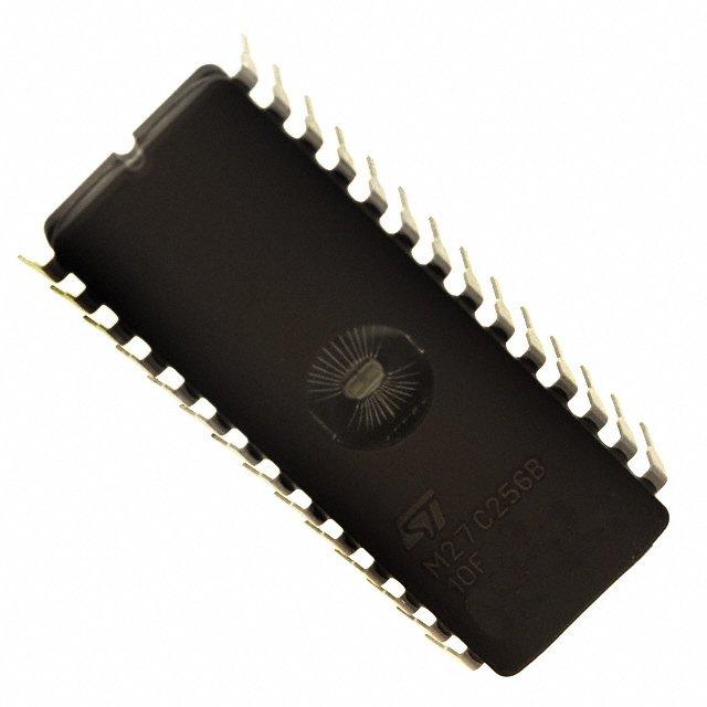 1pc - STMicroelectronics M27C256B-15F6 27C256 32k x 8 UV EPROM CDIP-28
