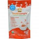 Happy Baby Happy Yogis Organic Superfoods Yogurt and Fruit Snacks Strawberry - 1 oz - Case of 8