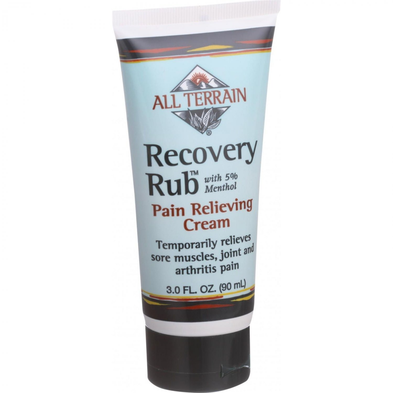 All Terrain Recovery Rub - 3 oz
