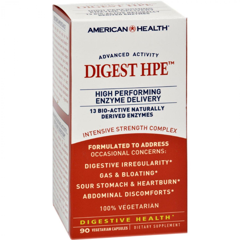 American Health Digest HPE - 90 Vegetarian Capsules