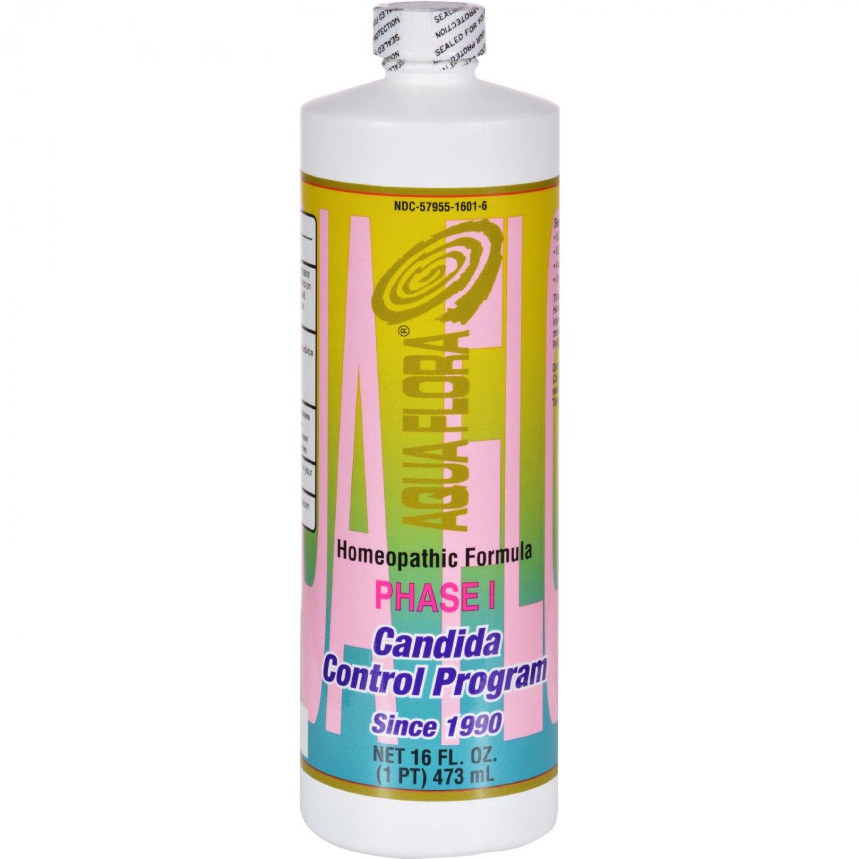 Aqua Flora Candida Control Program Phase 1 - 16 fl oz
