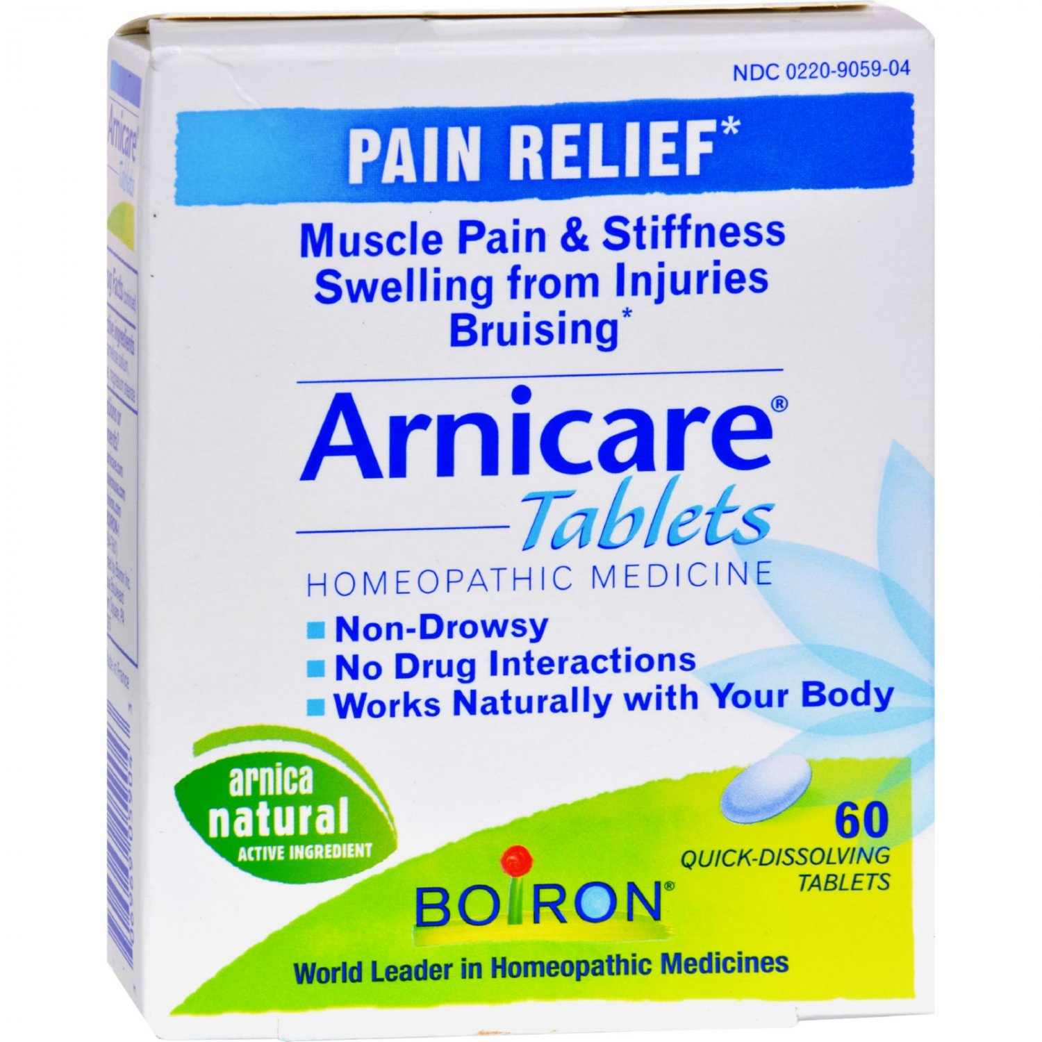 Boiron Arnicare - 60 Tablets