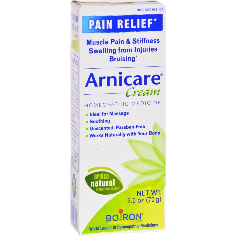 Boiron Arnica Cream - 2.5 oz