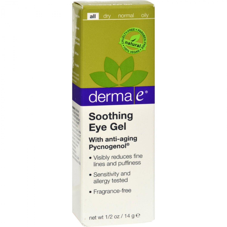 Derma E Anti-Aging Pycnogenol Eye Gel - 0.5 oz