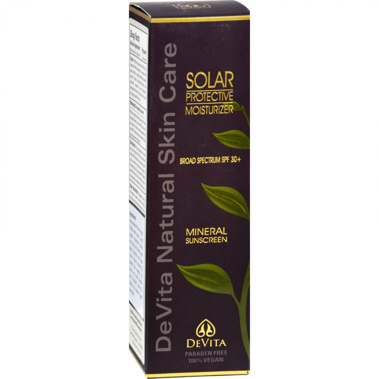 Devita Solar Protective Moisturizer SPF 30 plus - 2.5 fl oz
