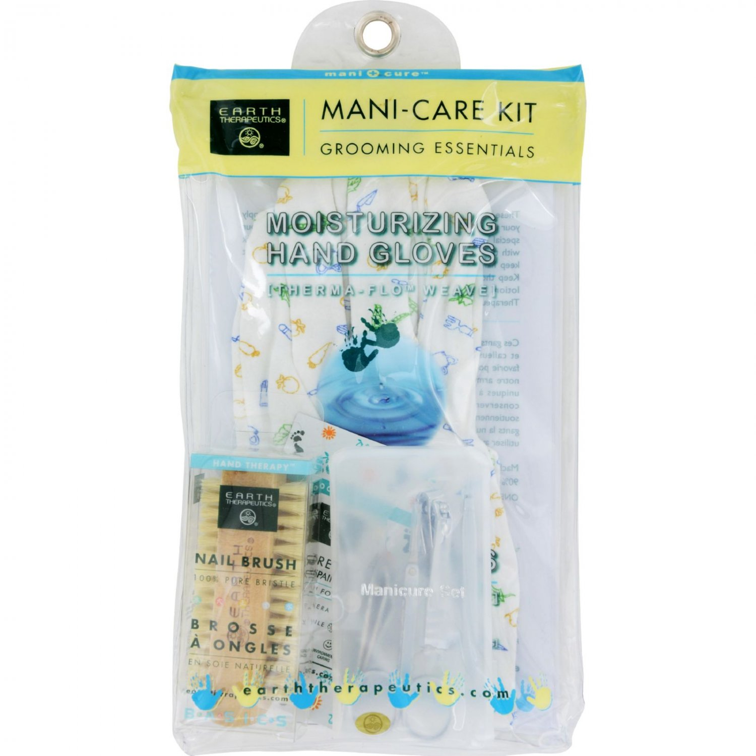 Earth Therapeutics Mani-Care Kit - 1 Kit