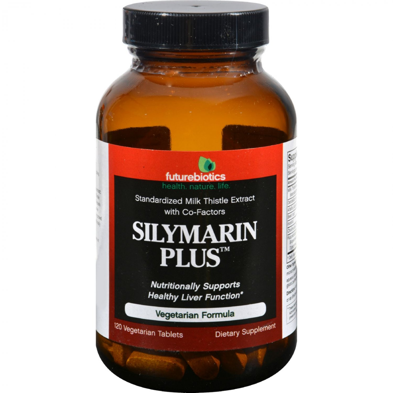 FutureBiotics Silymarin Plus - 120 Tablets