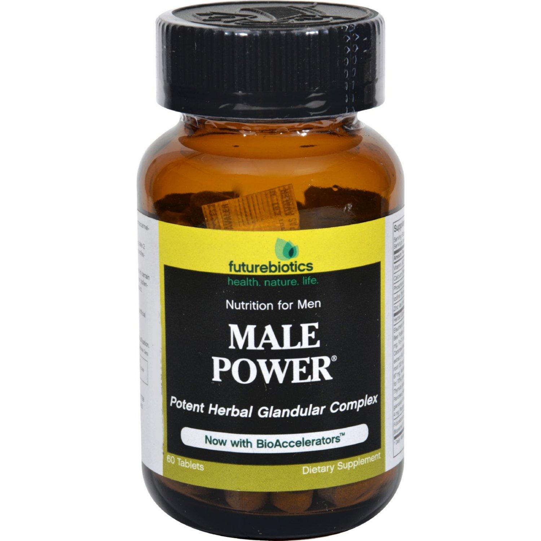 FutureBiotics Male Power - 60 Tablets