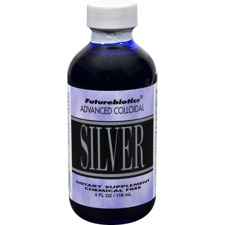 FutureBiotics Advanced Colloidal Silver - 4 fl oz