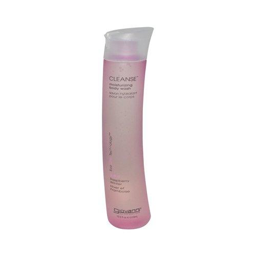 Giovanni Cleanse Body Wash Raspberry Winter - 10 fl oz