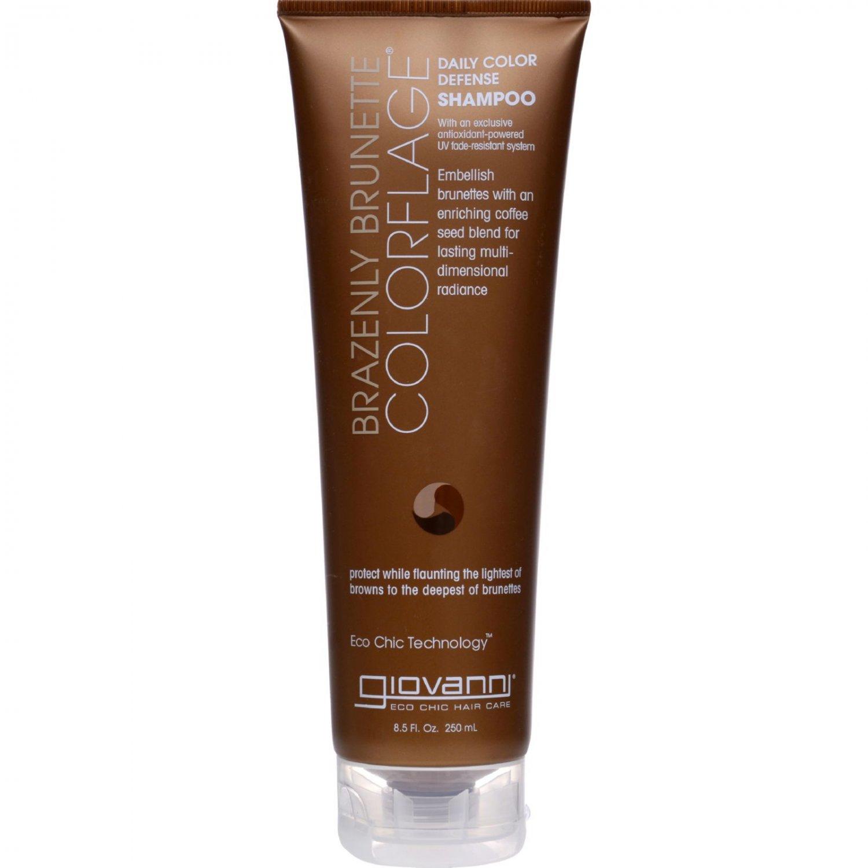 Giovanni Colorflage Color Defense Shampoo Brazenly Brunette - 8.5 fl oz