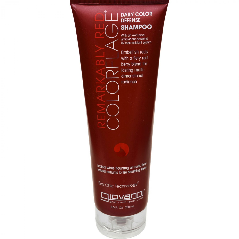 Giovanni Colorflage Color Defense Shampoo Remarkably Red - 8.5 fl oz