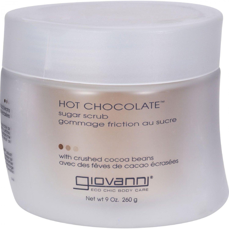 Giovanni Sugar Scrub Hot Chocolate - 9 oz