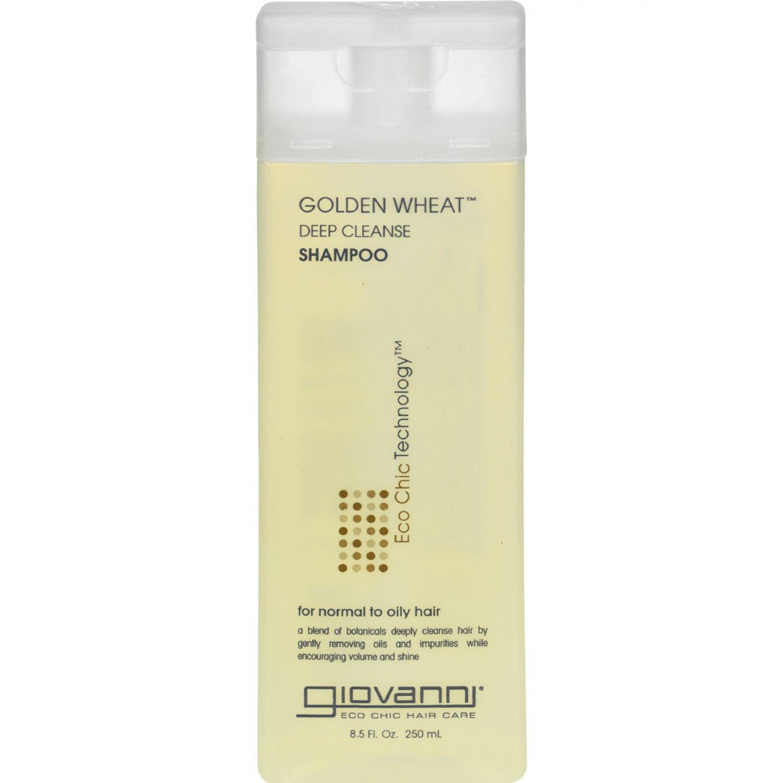Giovanni Deep Cleanse Shampoo Golden Wheat - 8.5 fl oz