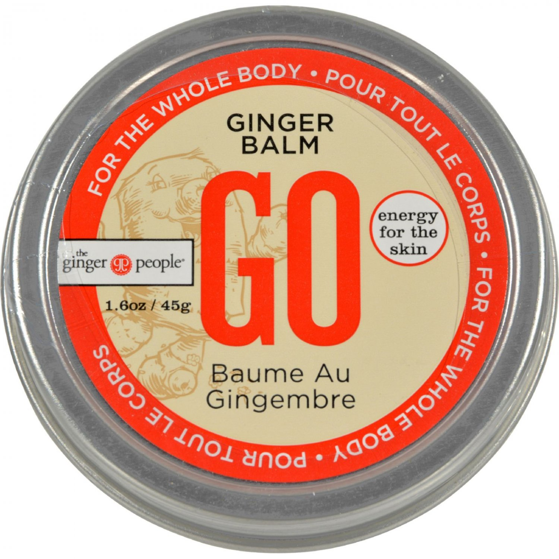 Go Body Balm - Ginger - 1.6 oz