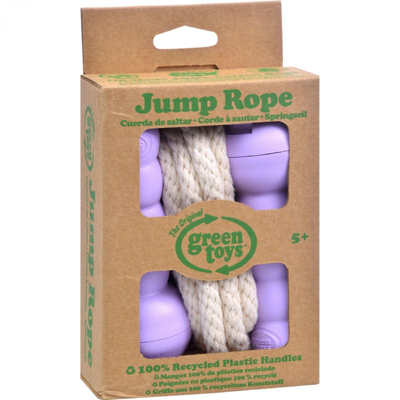 Green Toys Jump Rope - Purple