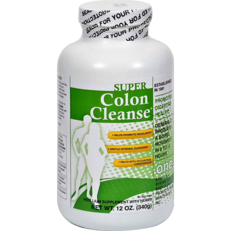 Health Plus Super Colon Cleanse - 12 oz