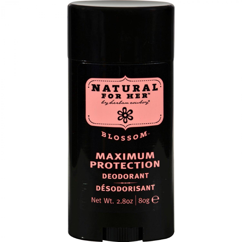 Herban Cowboy Deodorant Blossom Scent - 2.8 oz