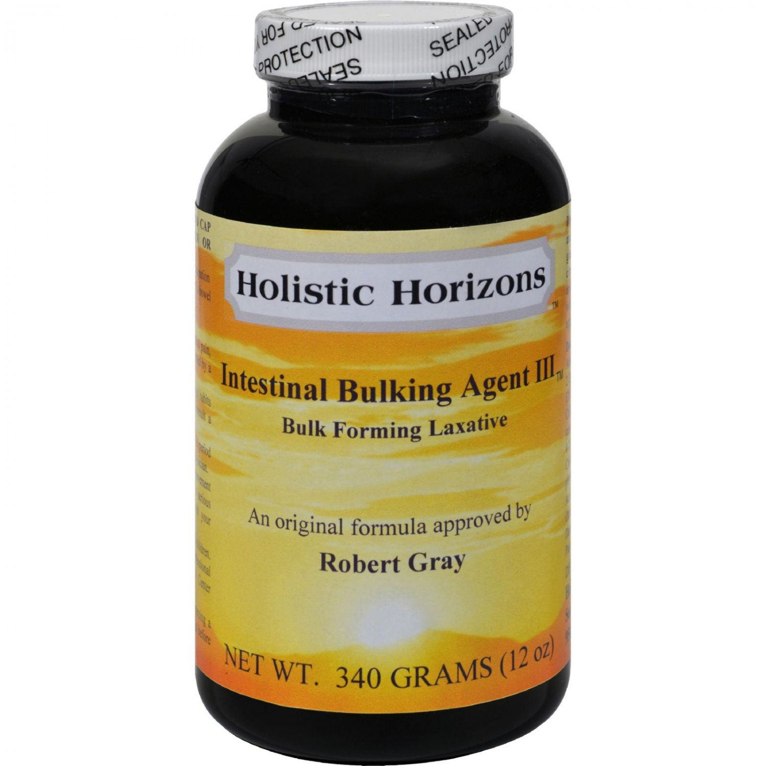 Holistic Horizons Intestinal Bulking Agent III - 12 oz