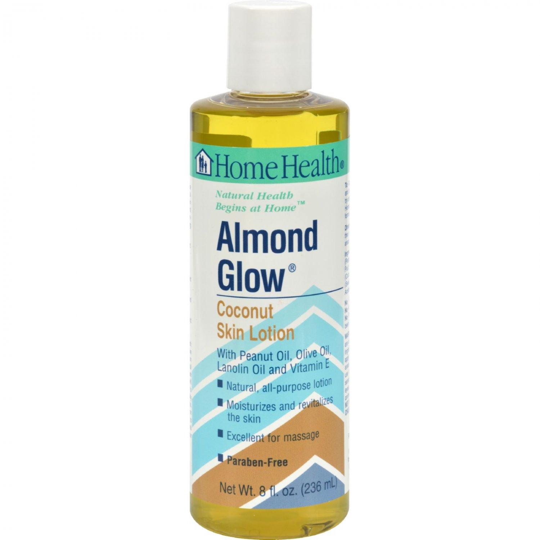 Home Health Almond Glow Skin Lotion Coconut - 8 fl oz