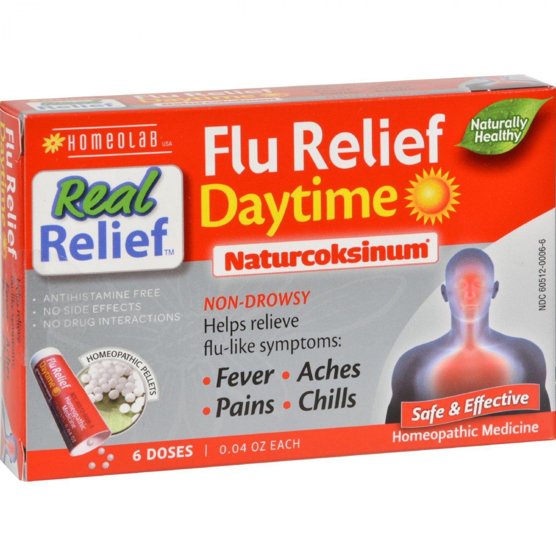 Homeolab USA Naturcoksinum Flu Buster - 6 Doses