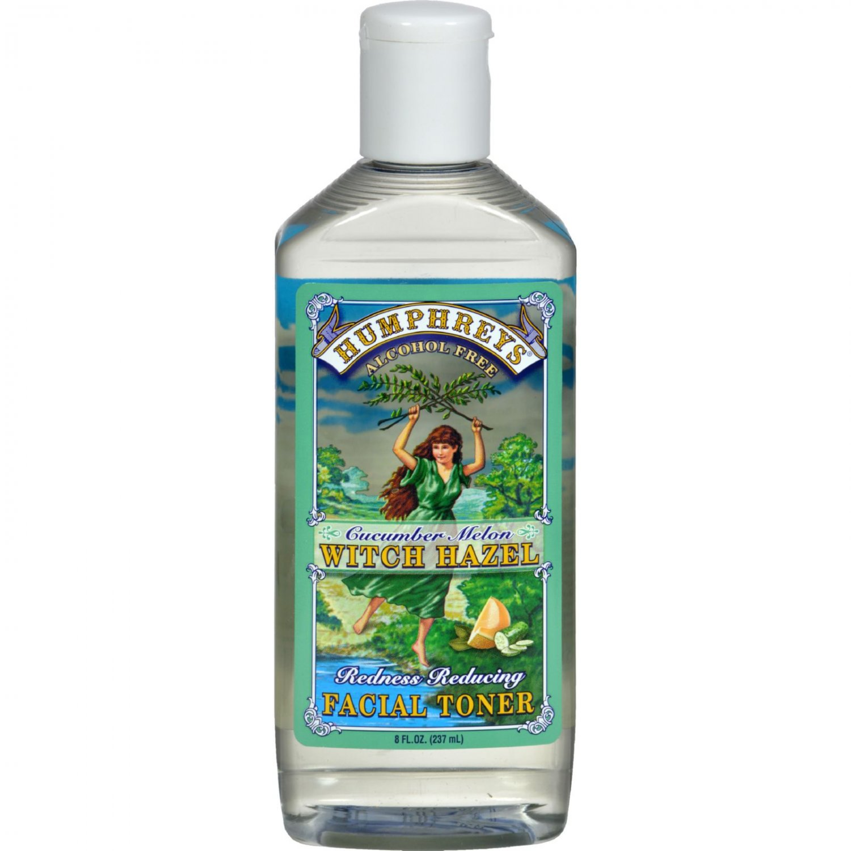 Humphrey's Homeopathic Remedy Witch Hazel Cucumber Melon - 8 fl oz