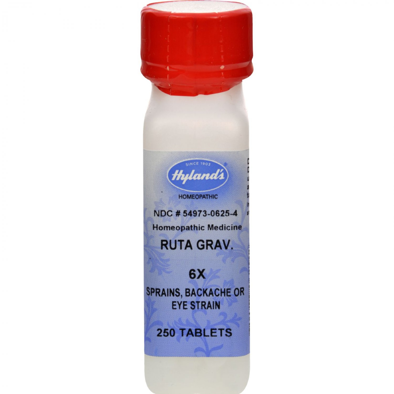 Hyland's Ruta Gravis - 250 Tablets