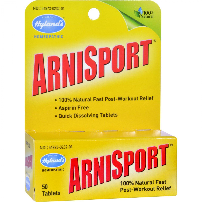 Hyland's Arnisport - 50 Tablets