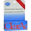 Hyland's ClearAc - 50 Tablets