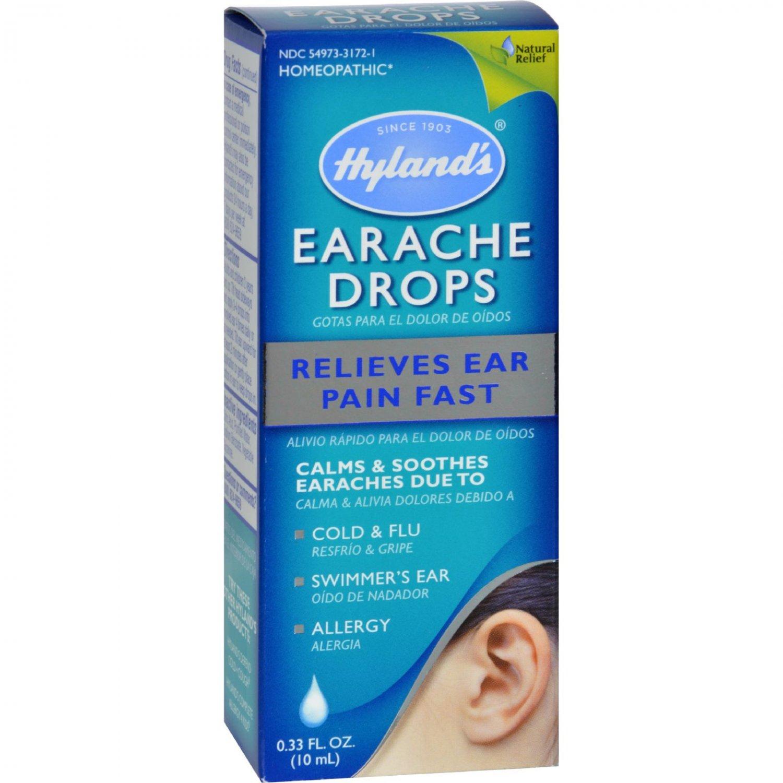 Hyland's Earache Drops - 0.33 fl oz