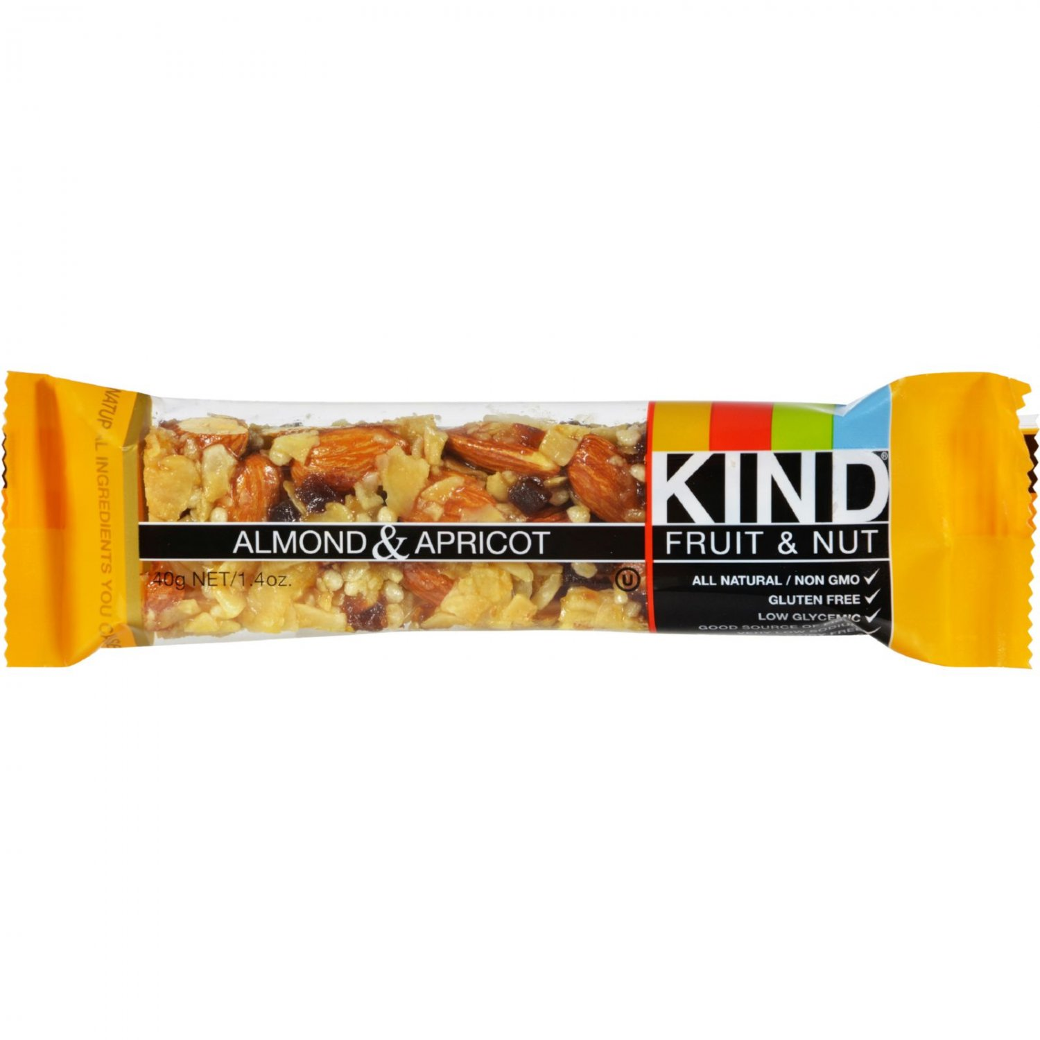 Kind Bar - Almond and Apricot - Case of 12 - 1.4 oz