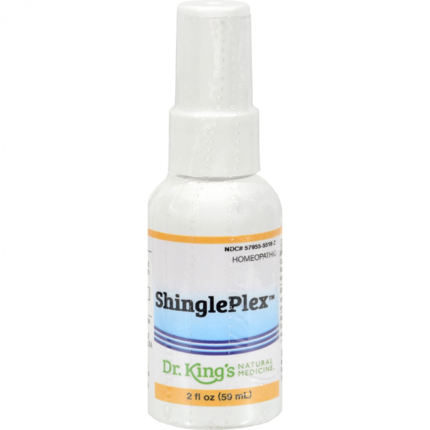 King Bio Homeopathic Natural Medicine ShinglePlex - 2 fl oz