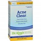 King Bio Homeopathic Acne Clear - 2 fl oz